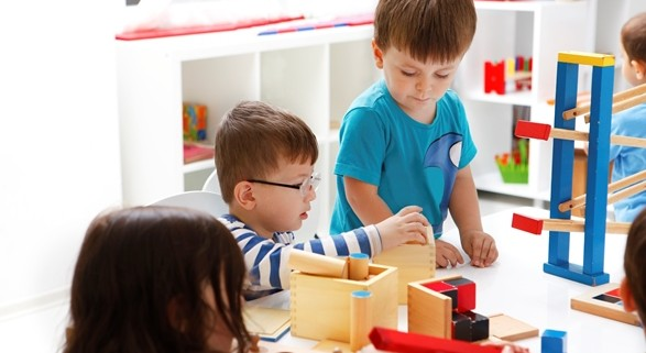 early childhood education centers