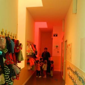 Spain-Infant-Toddler-Color-in-Hallway