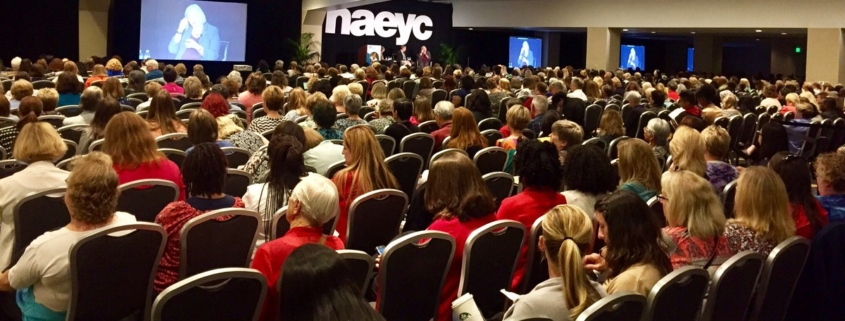 NAEYC 2019 Conference in Washington, D C  - Dr  Rebecca Isbell